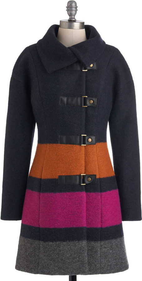 Plenty by Tracy Reese Ironwood Sunset Coat