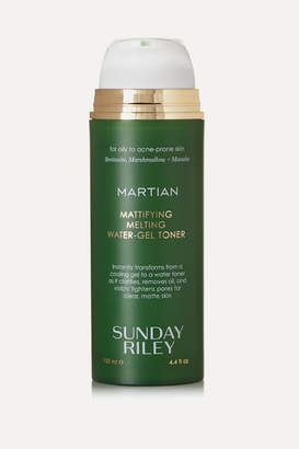 Sunday Riley Martian Mattifying Melting Water-gel Toner, 130ml - Colorless