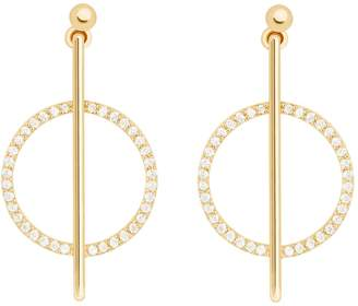 Astrid & Miyu - Venus Earrings in Gold