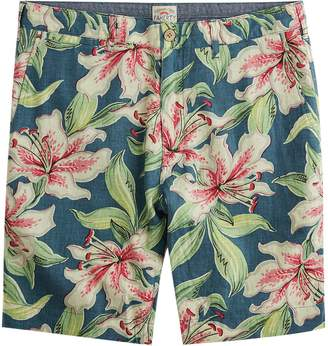 Faherty Tropical Atoll Short - Men's