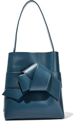 Acne Studios Musubi Knotted Leather Bucket Bag