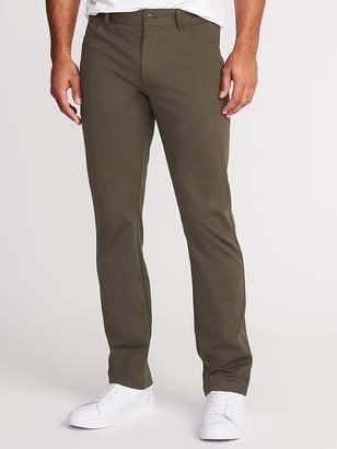 Old Navy Slim Go-Dry Built-In Flex Performance Pants for Men