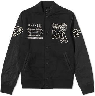 MHI Mani Stadium Varsity Jacket