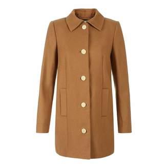 Camel Highgate Coat