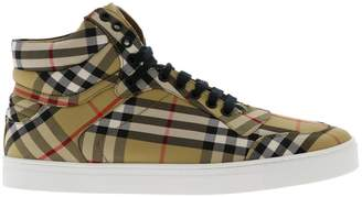 Burberry Sneakers Shoes Men
