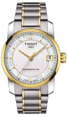 Tissot Women's T-Classic Titanium Watch, 32mm