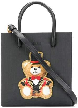 Moschino teddy print crossbody bag
