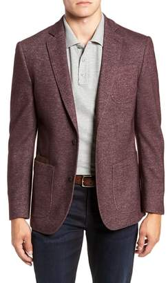 FLYNT Regular Fit Knit Wool Blend Sport Coat