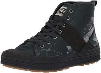 Palladium Men's SUB HI CVS Camo Ankle Boot