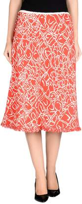 Escada 3/4 length skirts