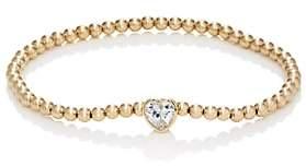 BECK Jewels Women's Love Becklette Bracelet-Gold