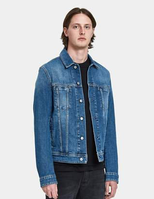 Acne Studios Pass Mid Blue Jacket