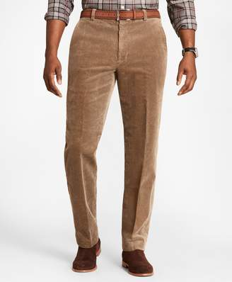 Brooks Brothers Clark Fit Wide Wale Stretch Corduroys