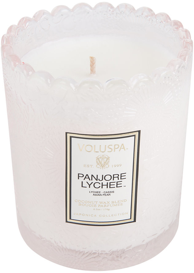 Japonica Limited Edition Candle - Panjore Lychee -...