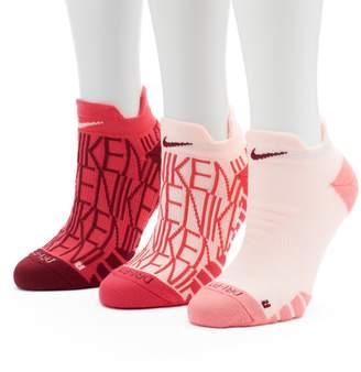 Nike Women's 3-pk. Dri-FIT Cushioned Low-Cut Socks