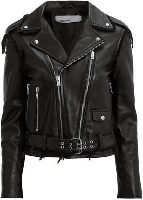 IRO Lenn Leather Jacket