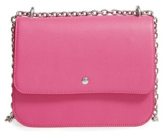 Chelsea28 Dahlia Faux Leather Shoulder Bag - Pink $69 thestylecure.com