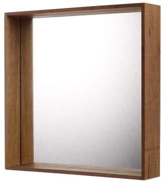 Design Ideas Tabak Wood Mirror, Large