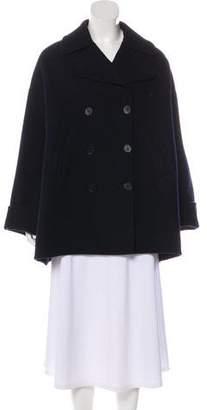 Rochas Virgin Wool Short Coat
