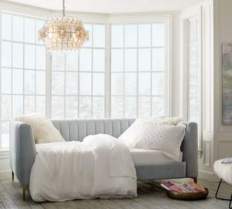 upholstered daybed shopstyle rh shopstyle com