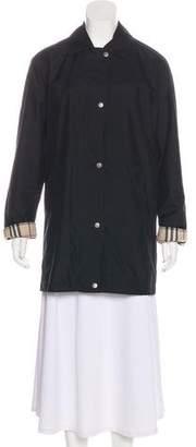 Burberry Trench Short Coat