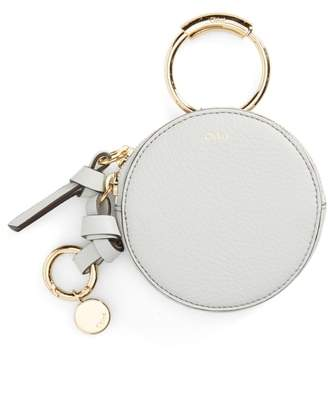 Chloé Key Ring & Leather Pouch