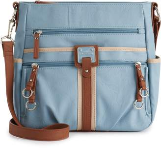 Rosetti Double-Duty Bucket Bag