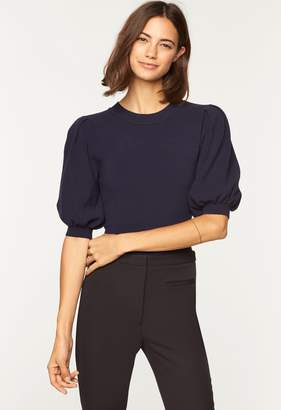 Milly Poof Sleeve Pullover