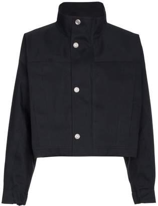 MACKINTOSH 0002 Black cotton jacket
