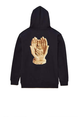 Fucking Awesome Statue Hands Hoodie