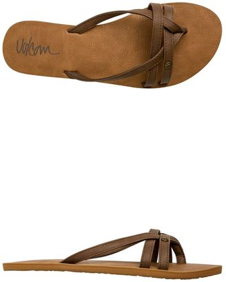 Volcom Look Out Sandal $23.95 thestylecure.com