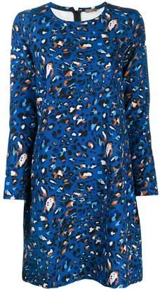 Altea leopard print short dress