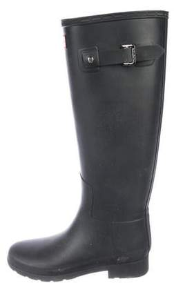 Hunter Rubber Knee-High Boots