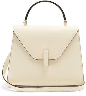 Valextra Iside medium grained-leather bag