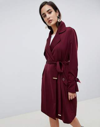 Lipsy Loose Duster Coat