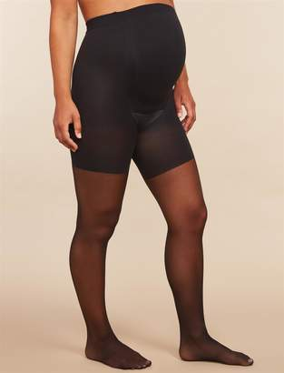 Motherhood Maternity Assests By Sara Blakely Sheer Maternity Pantyhose