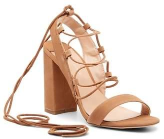 Tony Bianco Dani Block Heel Strappy Sandals