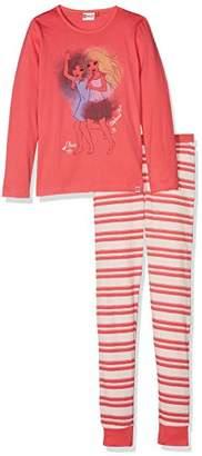 Lego Wear Girl's Friends Nevada 728-Schlafanzug Pyjama Sets