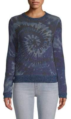 Valentino Tie-Dyed Cashmere Sweater
