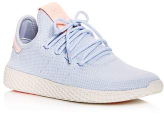 adidas Women's Pharrell Williams Hu Lace Up Sneakers