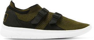 Nike Air Sock Racer Ultra Flyknit Sneakers $130 thestylecure.com