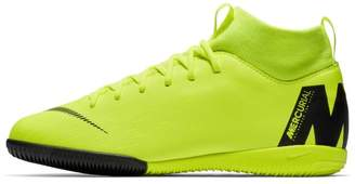 Nike Jr. MercurialX Superfly VI Academy Younger/Older Kids' Indoor/Court Football Shoe