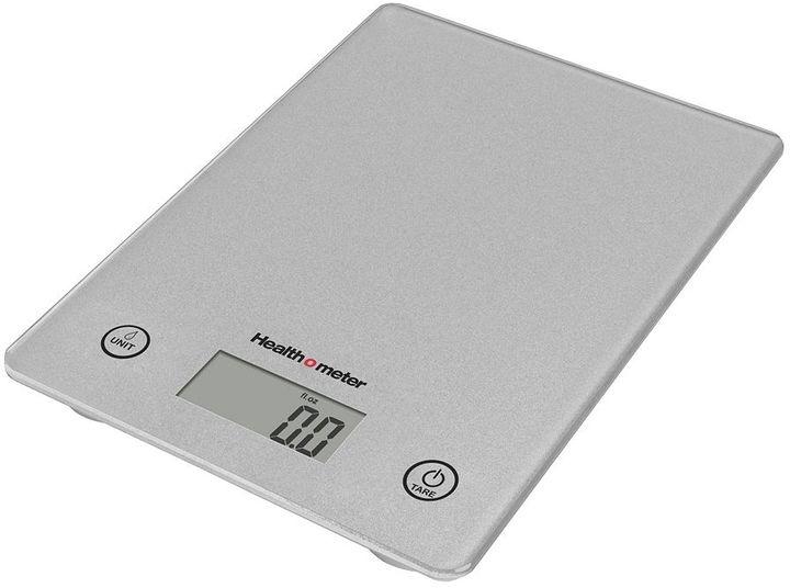 Health o meter sleek glass digital kitchen scale