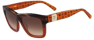 MCM Women's 56mm Retro Sunglasses $246 thestylecure.com