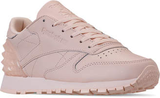 e9ccd40c446fa Reebok Women s Classic Leather Heel Clip Casual Shoes