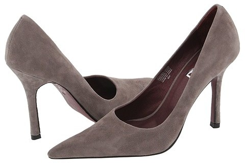 Type Z - Markita 2 Pump (Grey Suede)