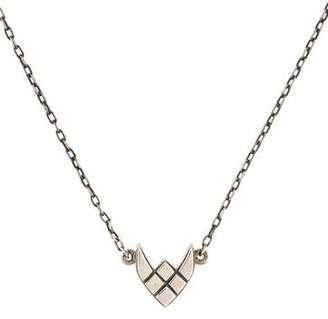 Elizabeth and James Geometric Pendant Necklace