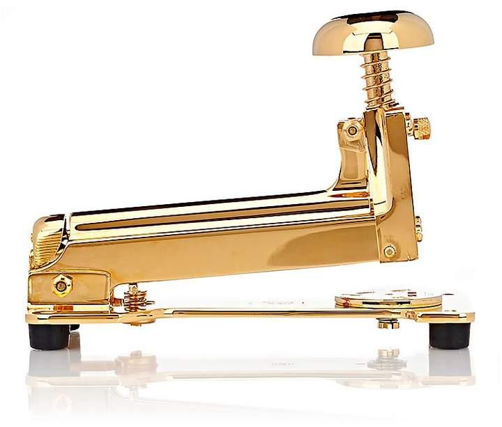 23k Gold-Plated Large Stapler