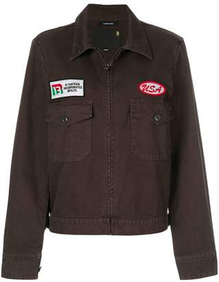 R 13 Mechanic jacket