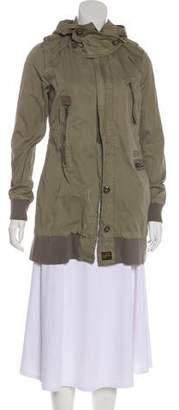 G Star Lightweight Hooded Jacket